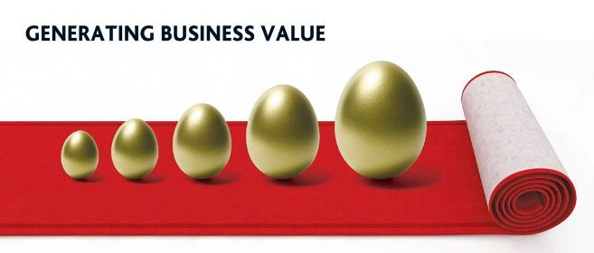 Generating business Value